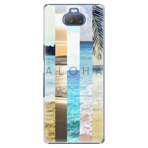 Plastové pouzdro iSaprio - Aloha 02 na mobil Sony Xperia 10