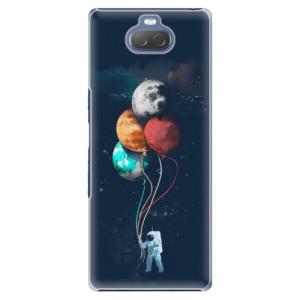 Plastové pouzdro iSaprio - Balloons 02 na mobil Sony Xperia 10