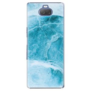 Plastové pouzdro iSaprio - Blue Marble na mobil Sony Xperia 10