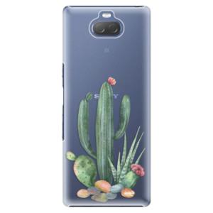 Plastové pouzdro iSaprio - Cacti 02 na mobil Sony Xperia 10