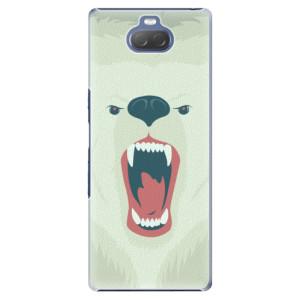 Plastové pouzdro iSaprio - Angry Bear na mobil Sony Xperia 10 Plus