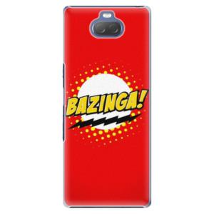 Plastové pouzdro iSaprio - Bazinga 01 na mobil Sony Xperia 10 Plus