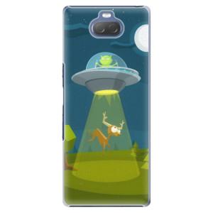 Plastové pouzdro iSaprio - Alien 01 na mobil Sony Xperia 10 Plus