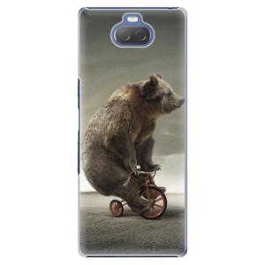 Plastové pouzdro iSaprio - Bear 01 na mobil Sony Xperia 10 Plus