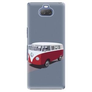 Plastové pouzdro iSaprio - VW Bus na mobil Sony Xperia 10 Plus