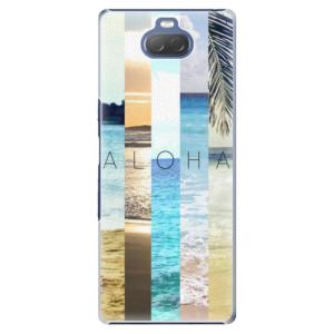 Plastové pouzdro iSaprio - Aloha 02 na mobil Sony Xperia 10 Plus