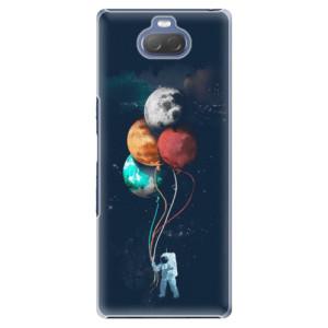 Plastové pouzdro iSaprio - Balloons 02 na mobil Sony Xperia 10 Plus