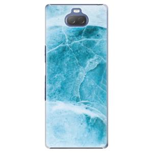 Plastové pouzdro iSaprio - Blue Marble na mobil Sony Xperia 10 Plus