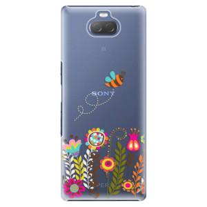 Plastové pouzdro iSaprio - Bee 01 na mobil Sony Xperia 10 Plus