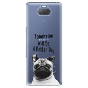 Plastové pouzdro iSaprio - Better Day 01 na mobil Sony Xperia 10 Plus