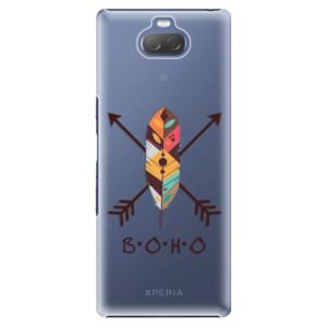 Plastové pouzdro iSaprio - BOHO na mobil Sony Xperia 10 Plus
