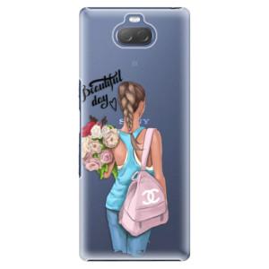Plastové pouzdro iSaprio - Beautiful Day na mobil Sony Xperia 10 Plus