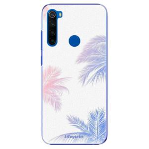 Plastové pouzdro iSaprio - Digital Palms 10 na mobil Xiaomi Redmi Note 8T
