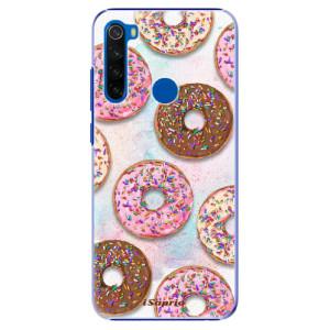 Plastové pouzdro iSaprio - Donuts 11 na mobil Xiaomi Redmi Note 8T