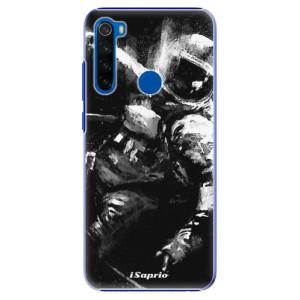 Plastové pouzdro iSaprio - Astronaut 02 na mobil Xiaomi Redmi Note 8T