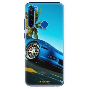 Plastové pouzdro iSaprio - Car 10 na mobil Xiaomi Redmi Note 8T