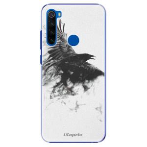 Plastové pouzdro iSaprio - Dark Bird 01 na mobil Xiaomi Redmi Note 8T