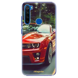 Plastové pouzdro iSaprio - Chevrolet 02 na mobil Xiaomi Redmi Note 8T