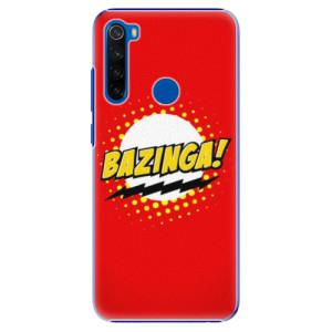 Plastové pouzdro iSaprio - Bazinga 01 na mobil Xiaomi Redmi Note 8T