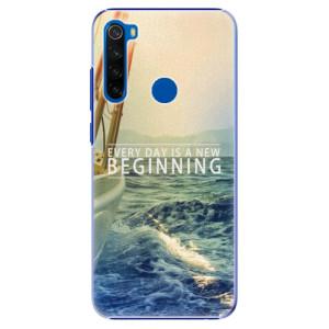 Plastové pouzdro iSaprio - Beginning na mobil Xiaomi Redmi Note 8T