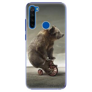 Plastové pouzdro iSaprio - Bear 01 na mobil Xiaomi Redmi Note 8T