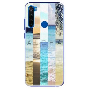 Plastové pouzdro iSaprio - Aloha 02 na mobil Xiaomi Redmi Note 8T
