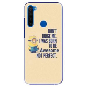 Plastové pouzdro iSaprio - Be Awesome na mobil Xiaomi Redmi Note 8T - poslední kousek za tuto cenu