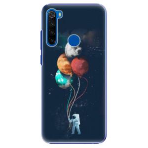 Plastové pouzdro iSaprio - Balloons 02 na mobil Xiaomi Redmi Note 8T
