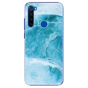 Plastové pouzdro iSaprio - Blue Marble na mobil Xiaomi Redmi Note 8T