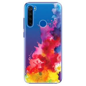 Plastové pouzdro iSaprio - Color Splash 01 na mobil Xiaomi Redmi Note 8T