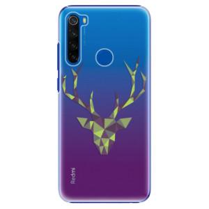 Plastové pouzdro iSaprio - Deer Green na mobil Xiaomi Redmi Note 8T