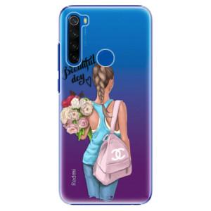 Plastové pouzdro iSaprio - Beautiful Day na mobil Xiaomi Redmi Note 8T