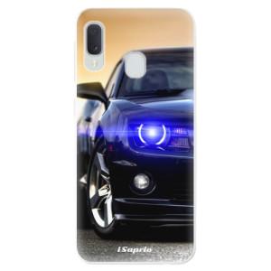 Odolné silikonové pouzdro iSaprio - Chevrolet 01 na mobil Samsung Galaxy A20e