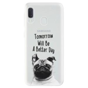 Odolné silikonové pouzdro iSaprio - Better Day 01 na mobil Samsung Galaxy A20e
