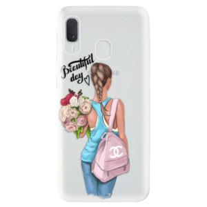 Odolné silikonové pouzdro iSaprio - Beautiful Day na mobil Samsung Galaxy A20e