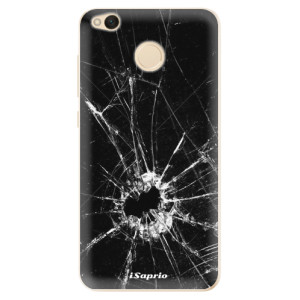 Odolné silikonové pouzdro iSaprio - Broken Glass 10 na mobil Xiaomi Redmi 4X