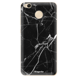 Odolné silikonové pouzdro iSaprio - Black Marble 18 na mobil Xiaomi Redmi 4X