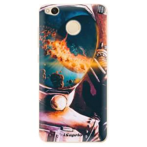 Odolné silikonové pouzdro iSaprio - Astronaut 01 na mobil Xiaomi Redmi 4X