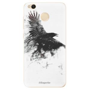 Odolné silikonové pouzdro iSaprio - Dark Bird 01 na mobil Xiaomi Redmi 4X