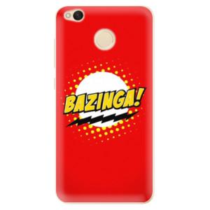 Odolné silikonové pouzdro iSaprio - Bazinga 01 na mobil Xiaomi Redmi 4X