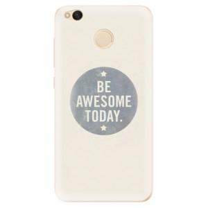 Odolné silikonové pouzdro iSaprio - Awesome 02 na mobil Xiaomi Redmi 4X