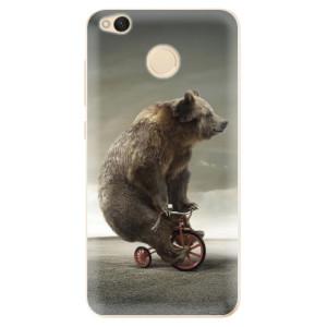 Odolné silikonové pouzdro iSaprio - Bear 01 na mobil Xiaomi Redmi 4X