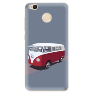 Odolné silikonové pouzdro iSaprio - VW Bus na mobil Xiaomi Redmi 4X