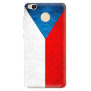 Odolné silikonové pouzdro iSaprio - Czech Flag na mobil Xiaomi Redmi 4X