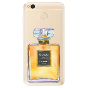 Odolné silikonové pouzdro iSaprio - Chanel Gold na mobil Xiaomi Redmi 4X