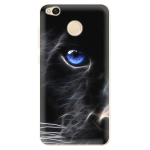 Odolné silikonové pouzdro iSaprio - Black Puma na mobil Xiaomi Redmi 4X