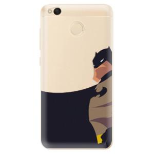 Odolné silikonové pouzdro iSaprio - BaT Comics na mobil Xiaomi Redmi 4X