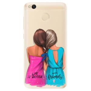 Odolné silikonové pouzdro iSaprio - Best Friends na mobil Xiaomi Redmi 4X