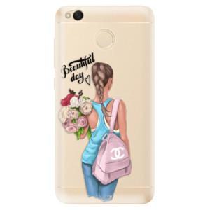 Odolné silikonové pouzdro iSaprio - Beautiful Day na mobil Xiaomi Redmi 4X