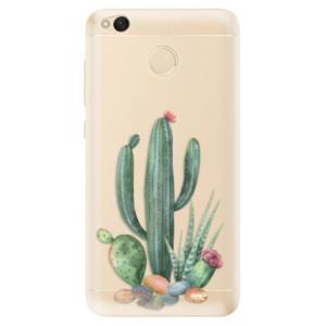 Odolné silikonové pouzdro iSaprio - Cacti 02 na mobil Xiaomi Redmi 4X